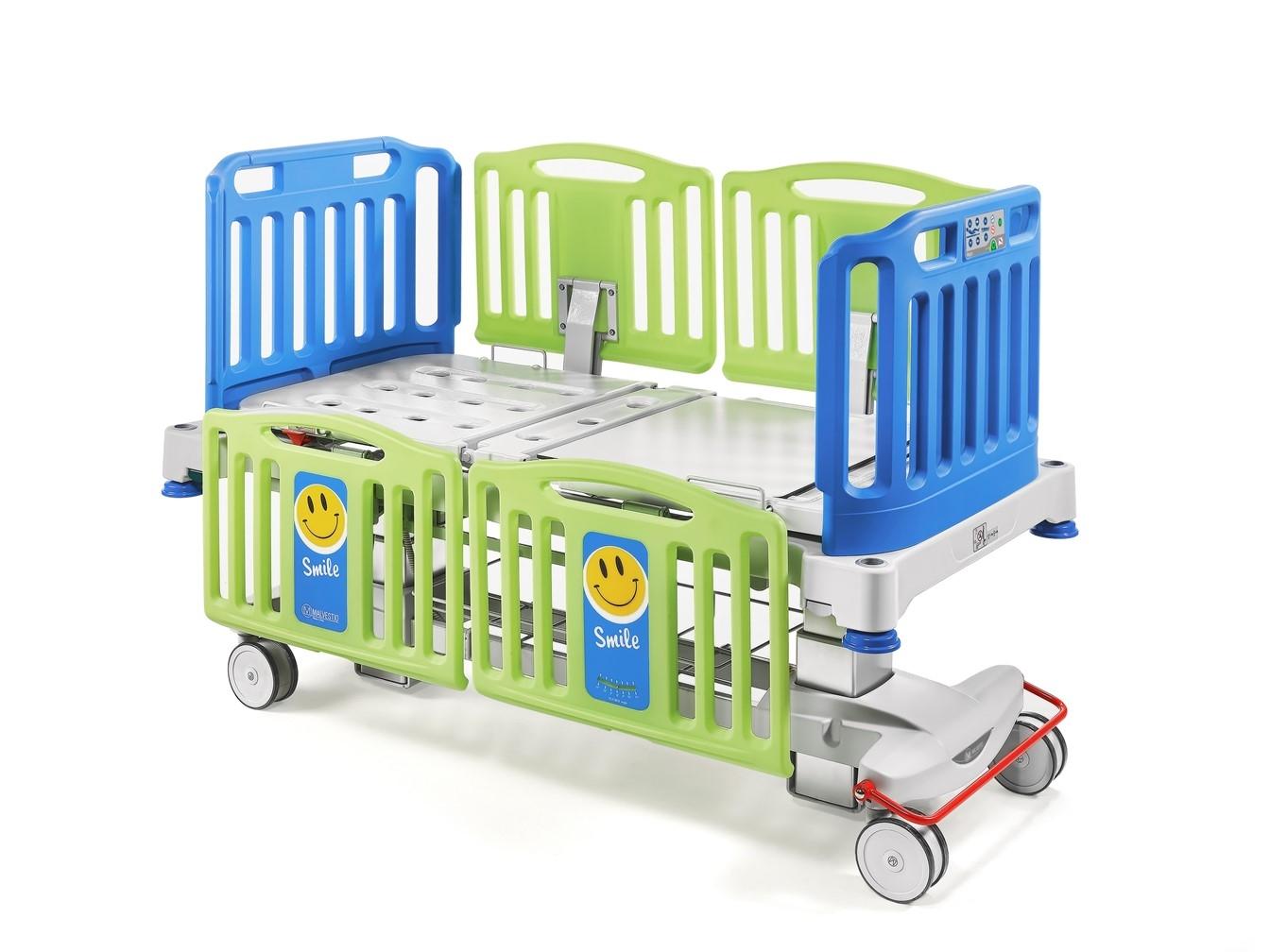 Детская электрическая кровать SMILE